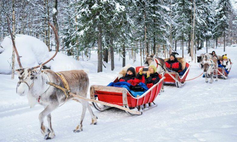 Enchanted Winter Wonderland Visit to Lapland