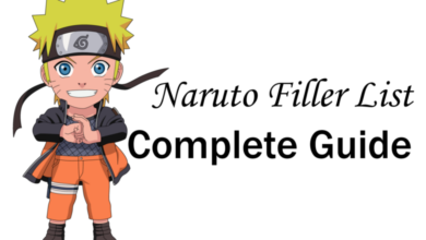 Naruto Filler List Complete Guide