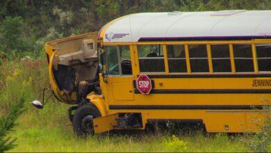 Stacy Wilson Bus Crime Scene Photos