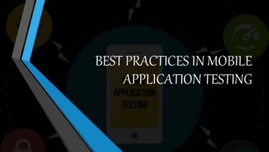 BEST PRACTICES FOR MOBILE APP TESTING